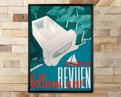 Arne Jacobsen som plakatkunstner