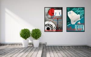 Arne Jacobsens plakater