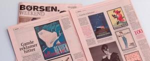 Dansk Plakatkunst i Børsen