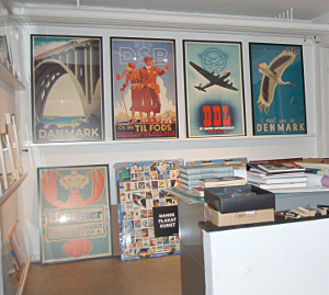 Dansk Plakatkunst i Aarhus