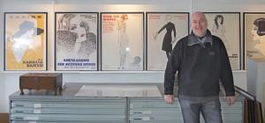 Dansk Plakatkunst indtager Aarhus