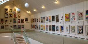 Dansk Plakatmuseum i Aarhus