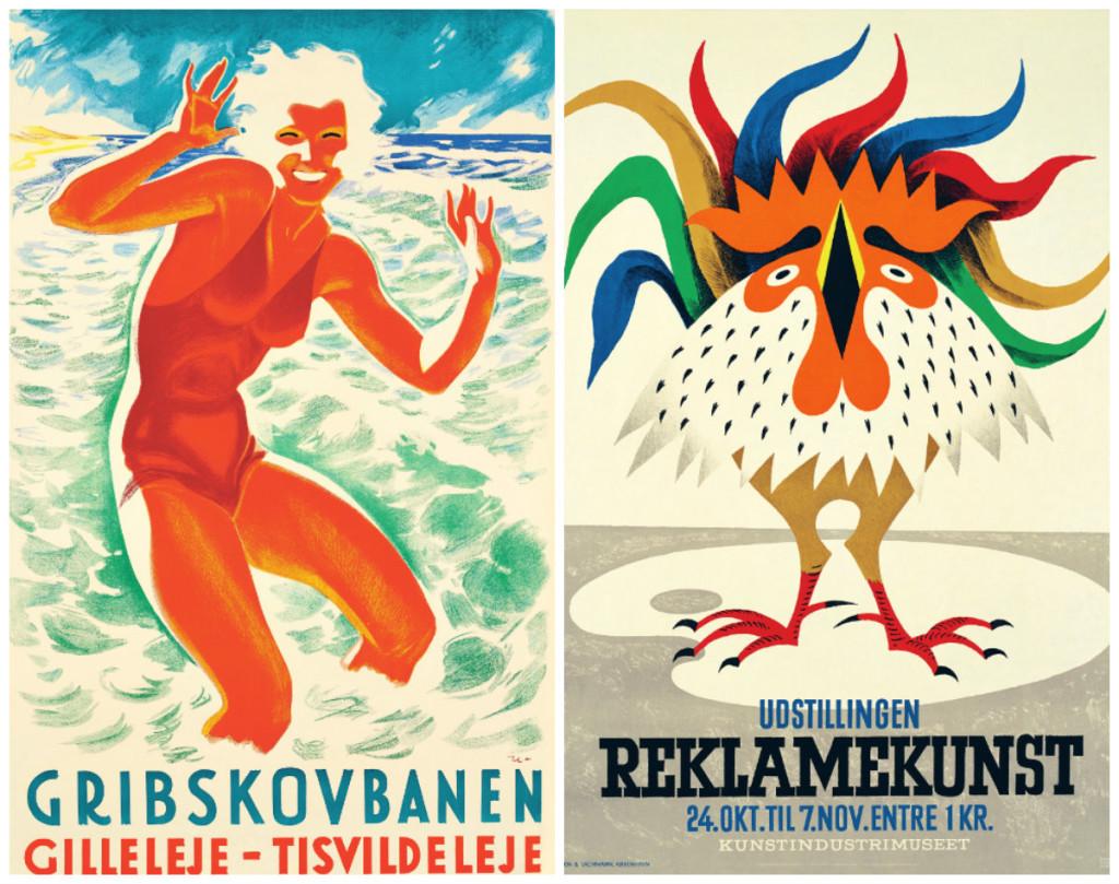 Henrik Hansen og Arne Ungermann