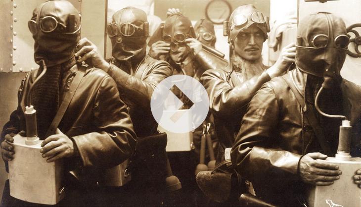 Himmelskibet - sci-fi film fra 1918