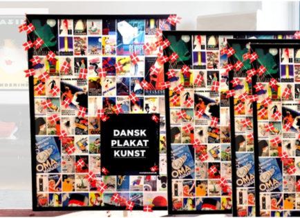 3 års fødselsdag i Dansk Plakatkunst