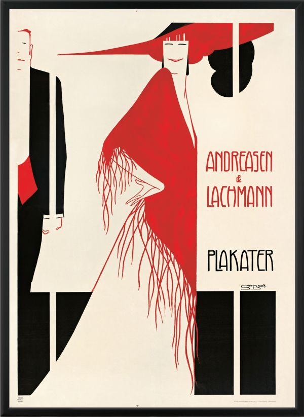 Andreasen og Lachmann af Sven Brasch