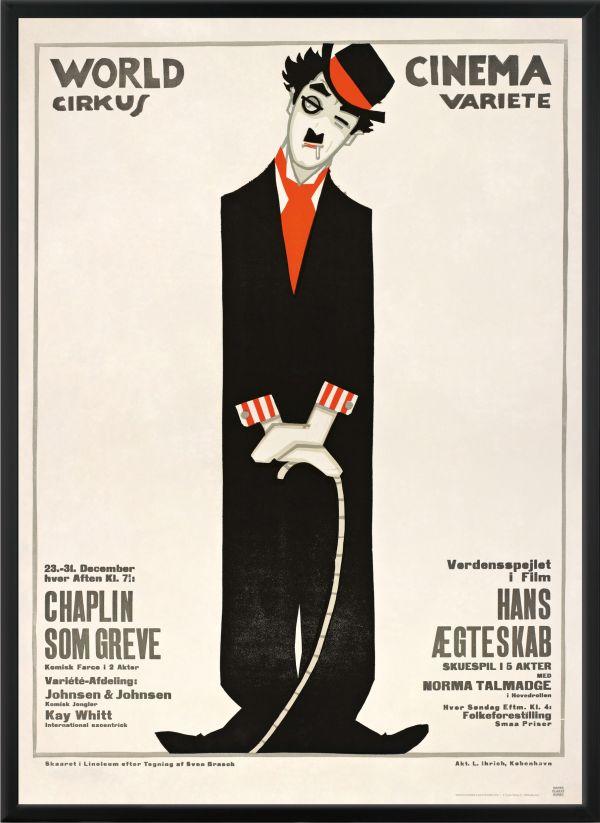 Chaplin som Greve