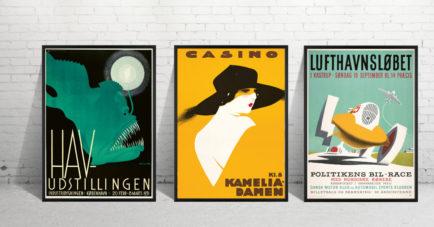 Dansk Plakatkunst relanceres