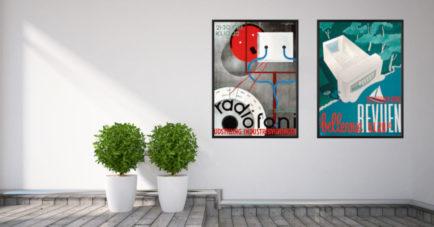 Arne Jacobsen plakater