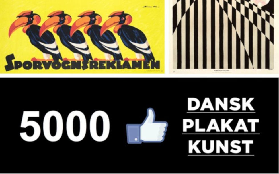 Facebook 5000 likes