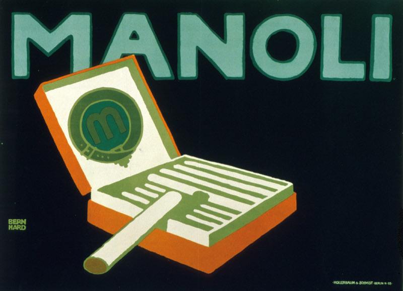 Lucien Bernard Manoli
