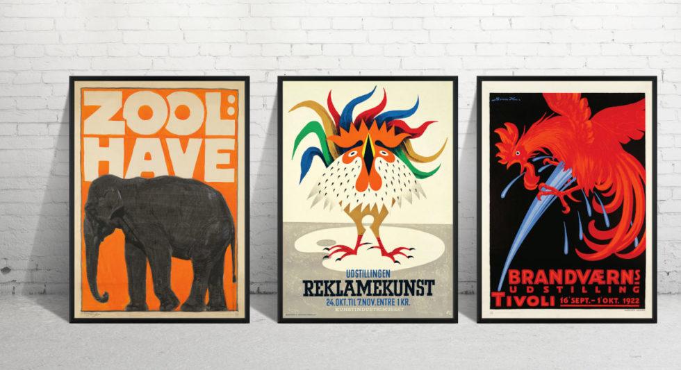 Nye plakater hos Dansk Plakatkunst