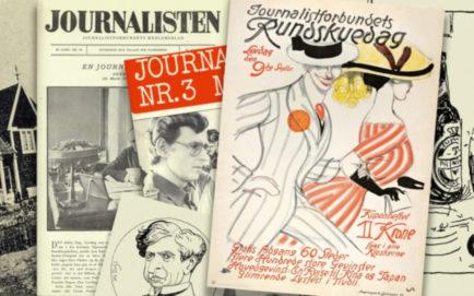 Rundskuedagen - journalisternes guldæg